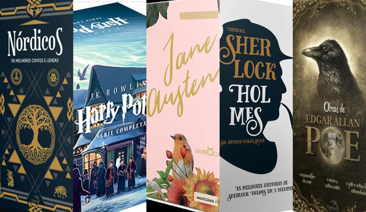Boxes de livros fazem sucesso na pandemia com preço baixo e boom de vendas on-line | Pop & Arte