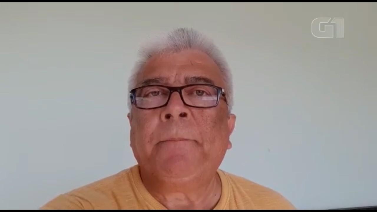 Candidato Almeida Lima fala sobre o tema educação