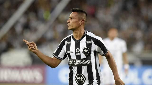 Cícero Botafogo Sol de America