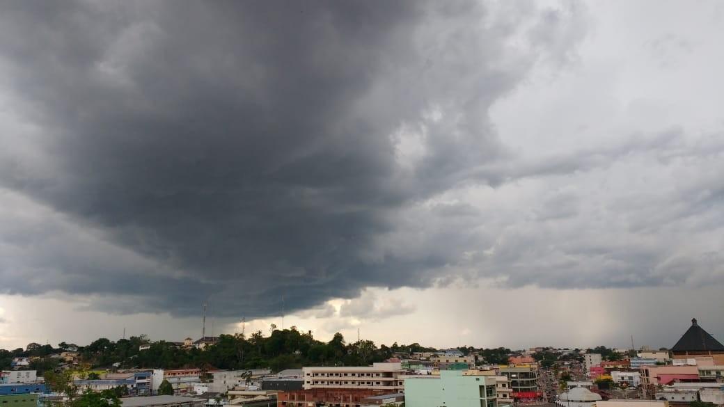Temperaturas continuam amenas em todo o Acre neste domingo (24), prevê Sipam