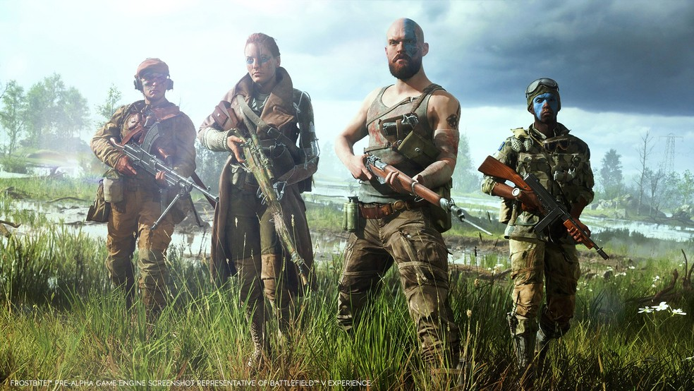 Battlefield 5 é um dos principais destaques da lista de agosto de 2021 do Amazon Prime Gaming — Foto: Divulgação/EA Games