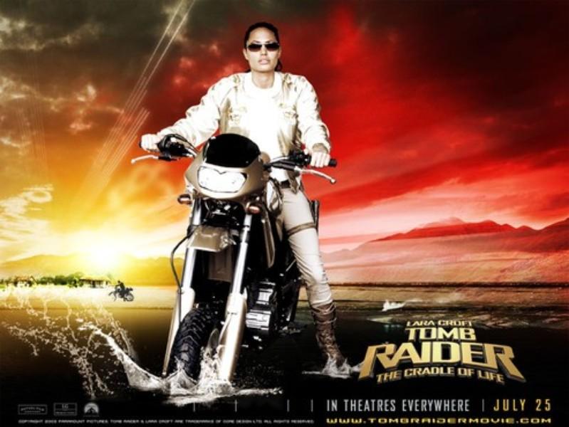 Papel De Parede: Tomb Raider Movie