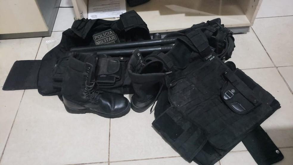 whatsapp image 2019 04 21 at 11.13.54 - Policial e Guarda Municipal são presos por extorsão e cárcere privado de um homem em Castanhal