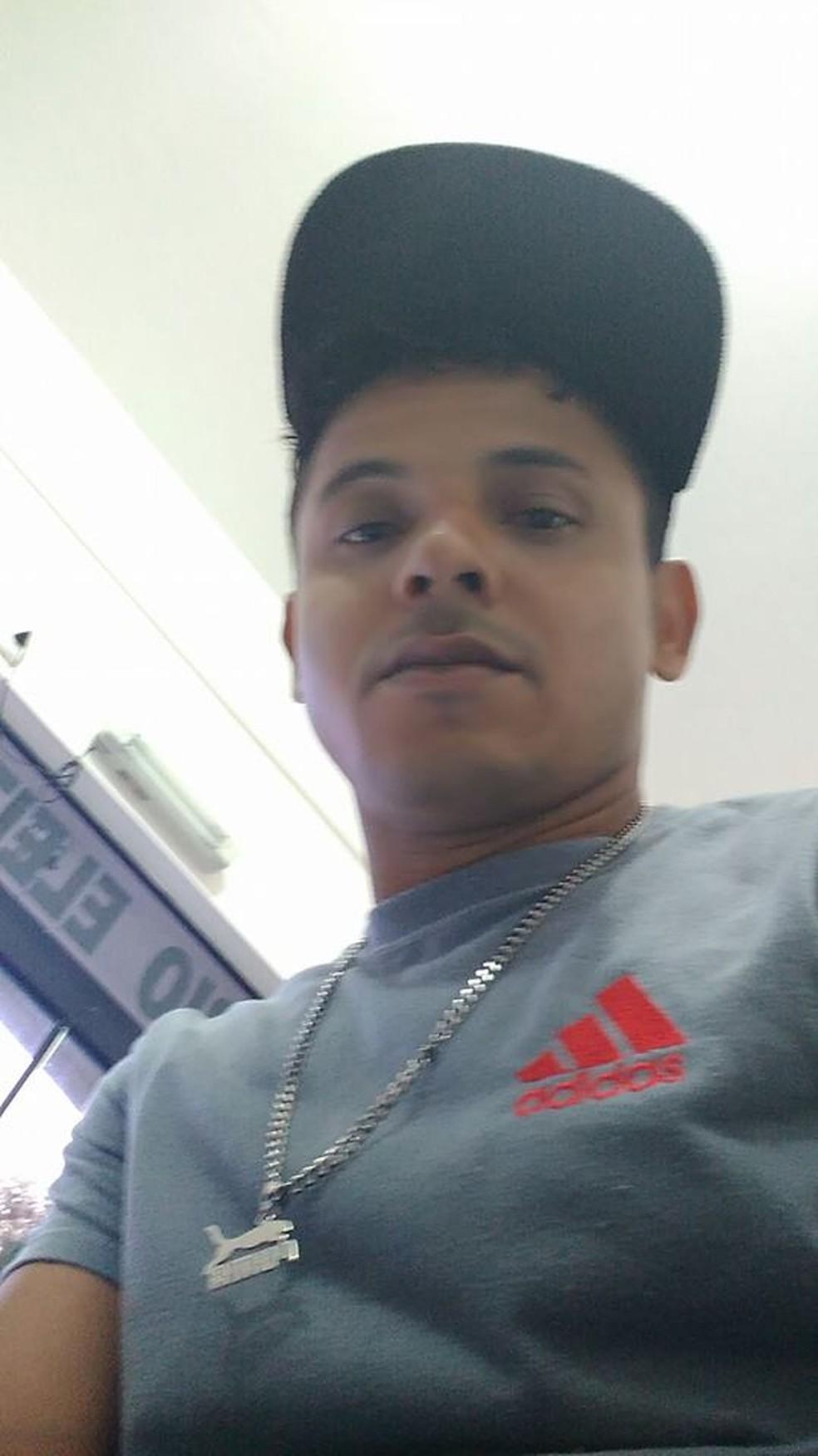 Wilton Cesar de Almeida foi assassinado em Nova Mutum — Foto: Facebook/Reprodução
