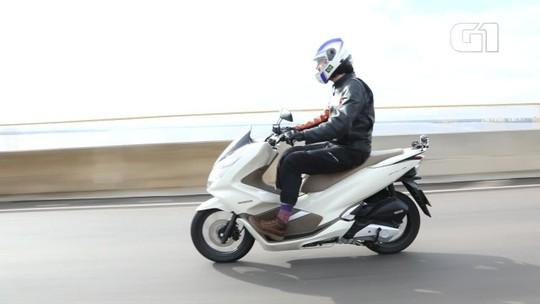 Honda PCX 150 ABS 2019: primeiras impressões