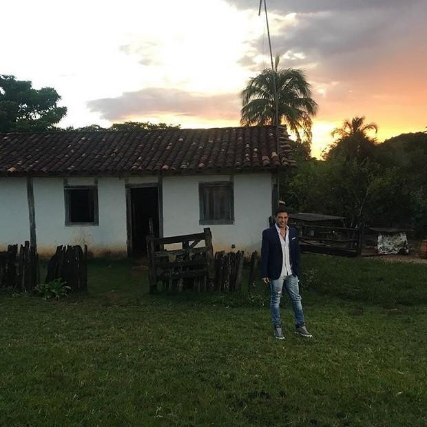 Zezé di Camargo (Foto: Reprodução/Instagram)