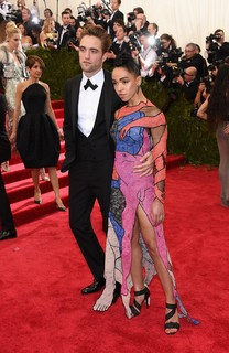 Robert Pattinston e FKA Twigs, 2015
