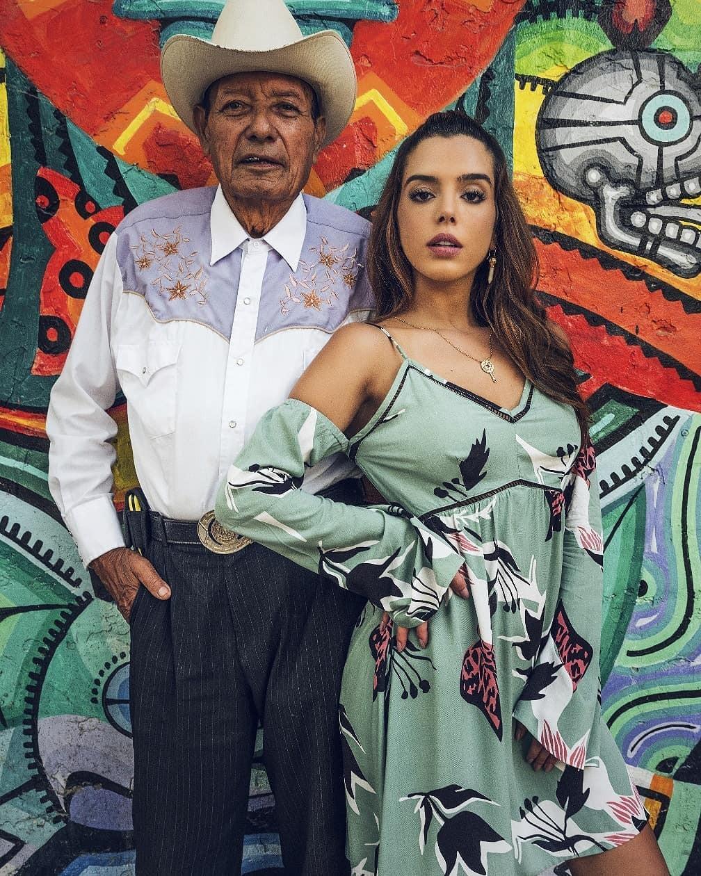 Gi Lancelotti no México (Foto: reprodução Instagram)
