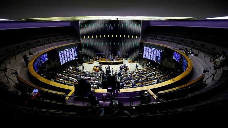 Plenário da Câmara dos Deputados 07/08/2019 (Foto: Adriano Machado/Reuters)