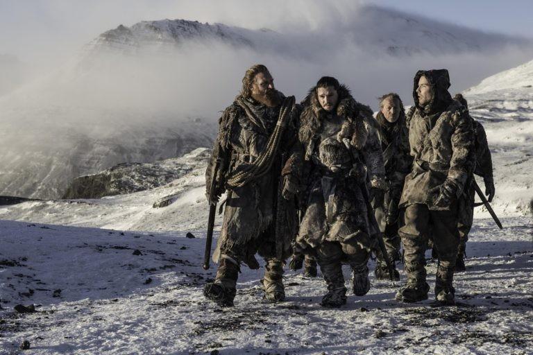 Game of Thrones, Norte, além da Muralha (Foto: Reprodução/ HBO)