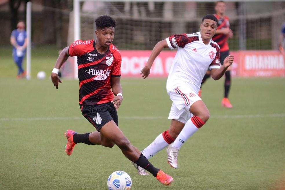 Athletico enfrenta o São Paulo, e Flamengo encara o Vasco nas quartas de final — Foto: Athletico/Cahuê Miranda