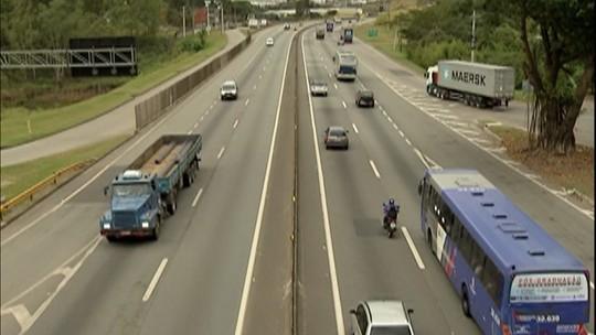 Radares móveis da rodovia Presidente Dutra são retirados no trecho do Alto Tietê