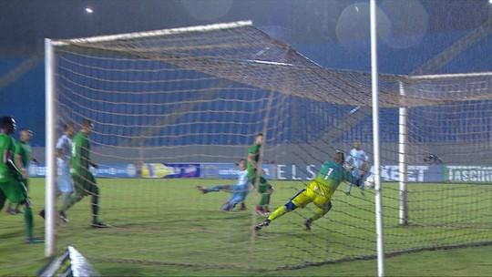 Os gols de Londrina 1 x 2 Guarani pela 19ª rodada da série B do Brasileirão