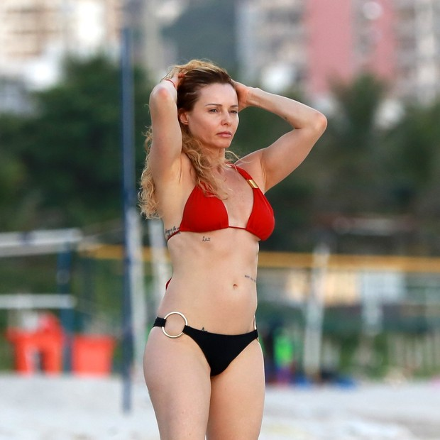 Rita Guedes (Foto: Dilson Silva/Agnews)