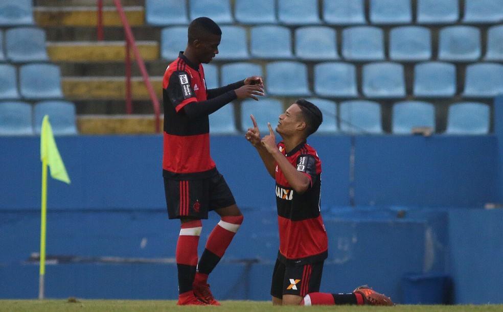 Lucas Silva foi um dos chamados por Carpegiani (Foto: Divulgação/Flamengo)