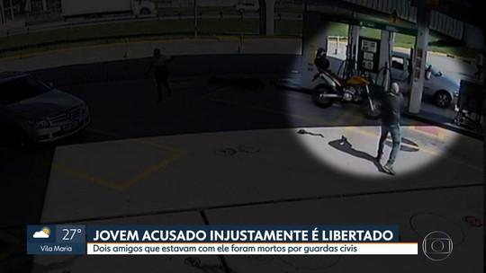 Vendedor preso injustamente é libertado do CDP de Suzano