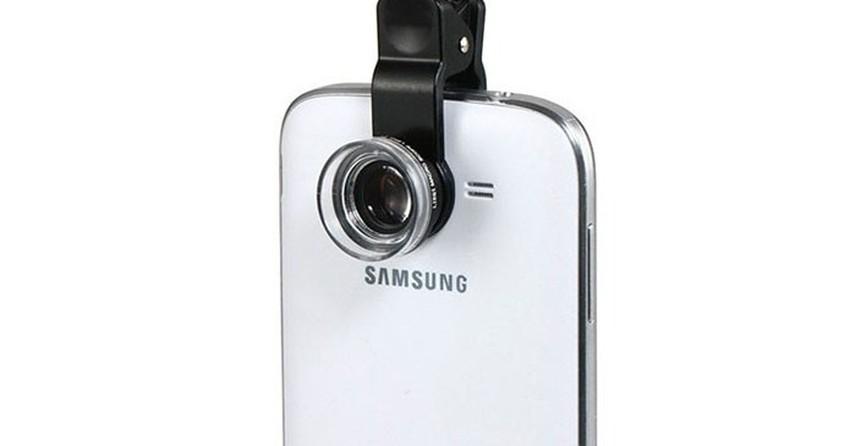 Acessórios baratinhos deixam a câmera do seu Android 'profissional'