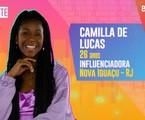Camilla de Lucas | Reprodução