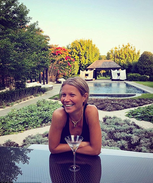 Gwyneth Paltrow (Foto: Instagram)