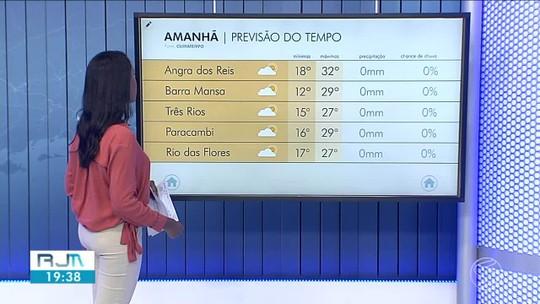 Meteorologia prevê sol entre nuvens nesta terça-feira no Sul do Rio
