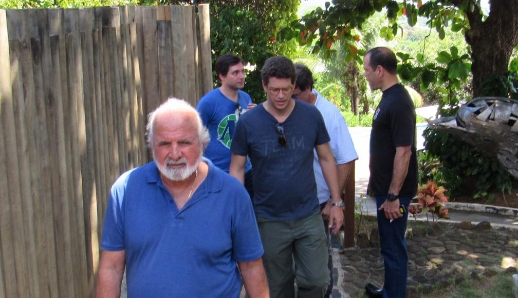 Ministro do Meio Ambiente chega a Fernando de Noronha para vistoriar Parque Marinho  - Notícias - Plantão Diário