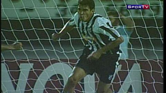 É Gol!!! na memória: Flamengo 0 x 2 Ceará pela Copa do Brasil 2005
