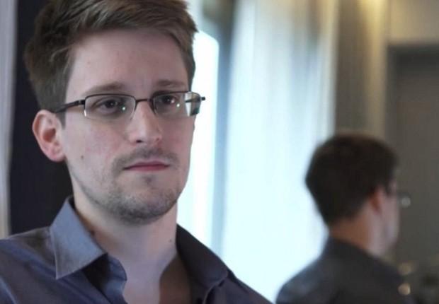Edward Snowden (Foto: Barton Gellman/Getty Images)