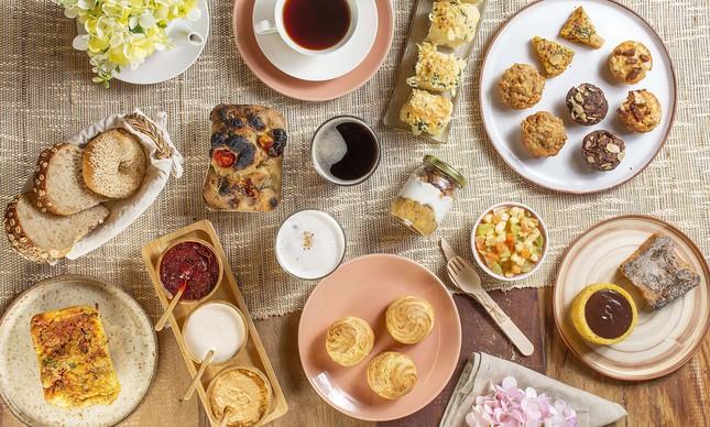 Brunch de Dia das Mães do Artesanos Bakery