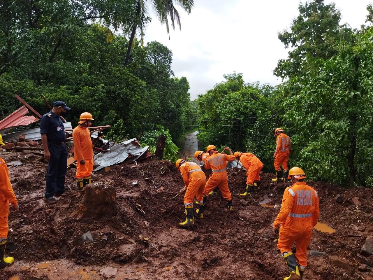 Sobe o número de vítimas das chuvas torrenciais na Índia