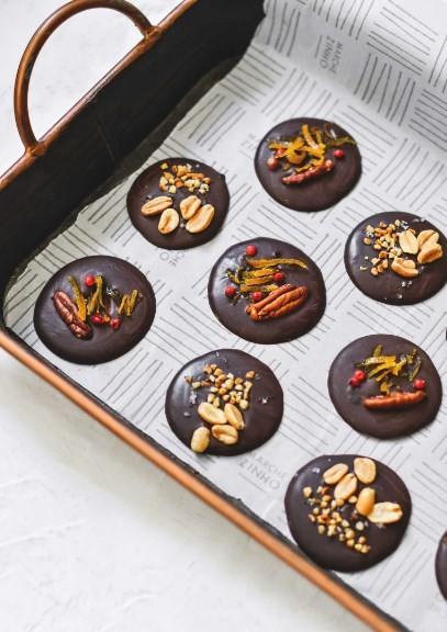 Mix Mediant, presente com a assinatura da Maré Chocolate