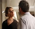 Giovanna Antonelli e Alexandre Nero em 'A regra do jogo' | TV Globo