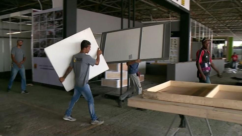 -  Sine oferta uma vaga para acabador de mármore e granito, em Macapá  Foto: Reprodução/TV Gazeta