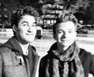 Kurt e Blaine vão reatar no episódio de Natal de 'Glee'/ Foto: Reprodução