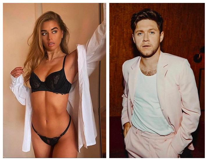 Arabella Chi e Niall Horan (Foto: Instagram)