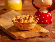 Tortinha de maçã com canela fica pronta em menos de 30 minutos