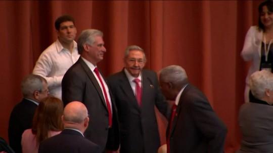 Cuba prepara grandes reformas na Constituição