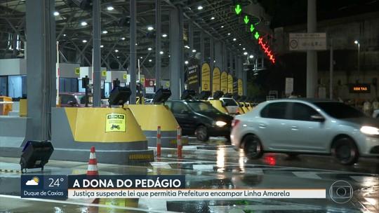 Decisão do Órgão Especial do TJ impede Prefeitura do Rio de encampar a Linha Amarela