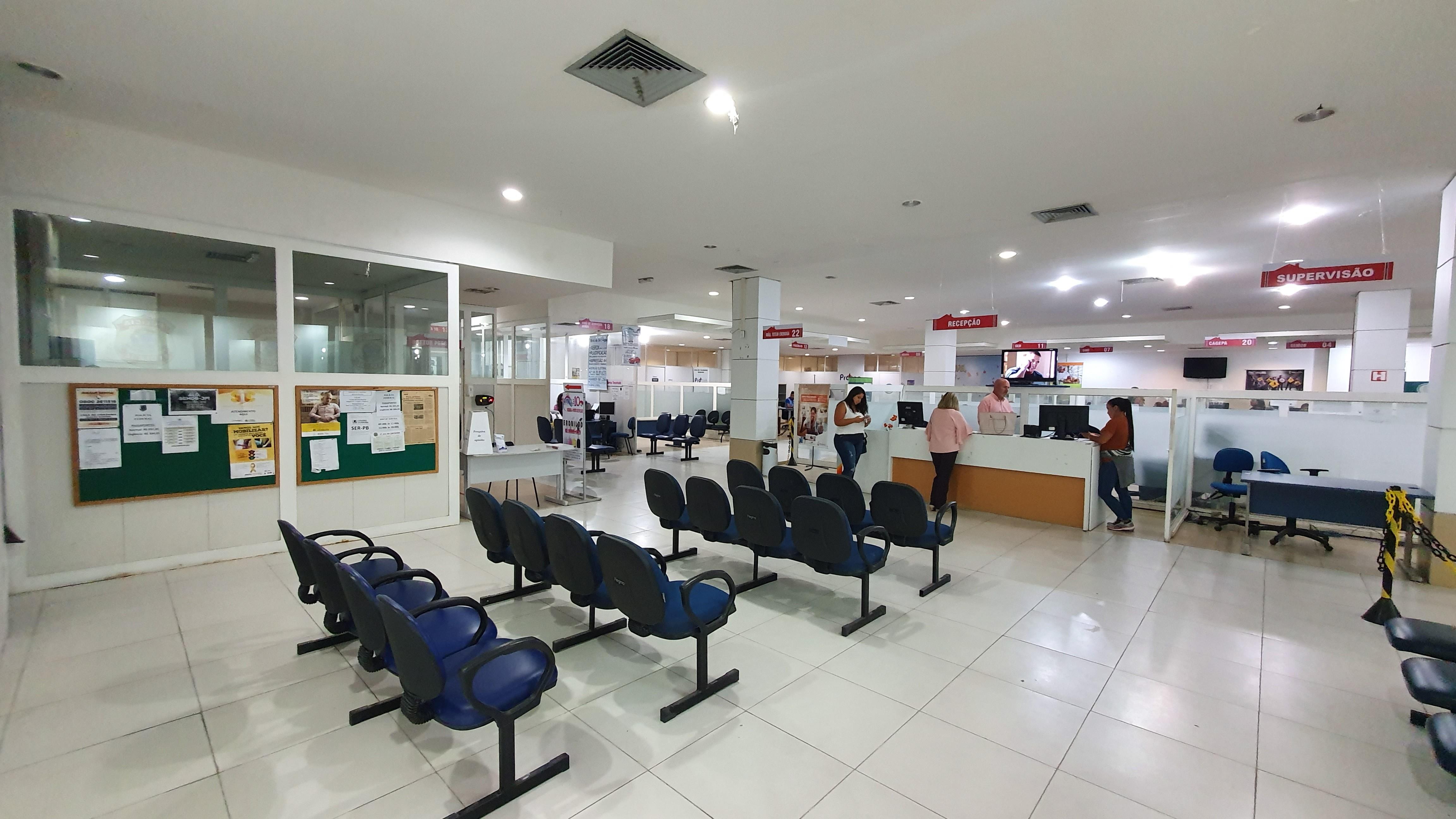 Casa da Cidadania passa a funcionar em novas instalações, em shopping de João Pessoa - Notícias - Plantão Diário