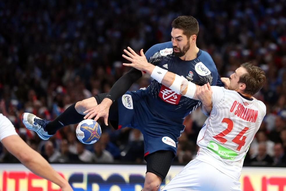 França vence a Noruega na final do último Mundial masculino de handebol — Foto: Divulgação/IHF