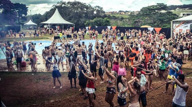 A Juca na Balada vendeu mais de 18 mil pacotes em 2017 (Foto: Divulgação)