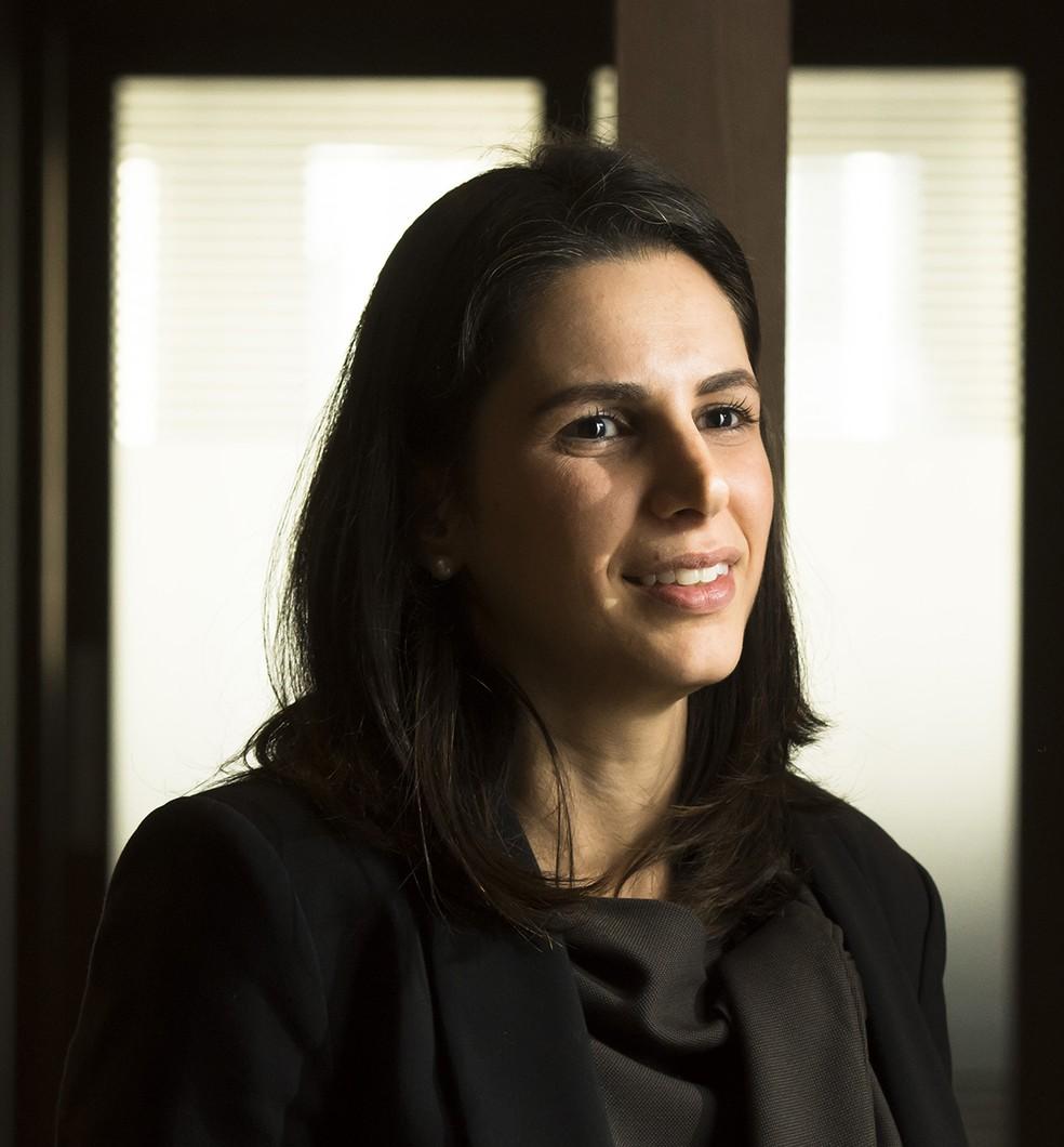 Vanessa Canado, assessora do Ministério da Economia: governo Bolsonaro estuda tributação de dividendos — Foto: Silvia Zamboni/Valor
