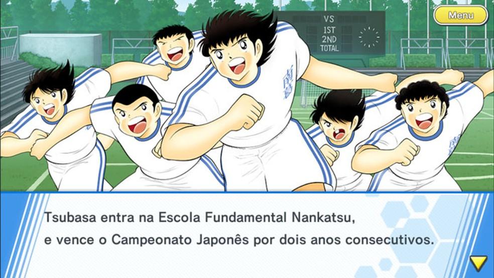 Captain Tsubasa: Dream Team — Foto: Divulgação/Google Play