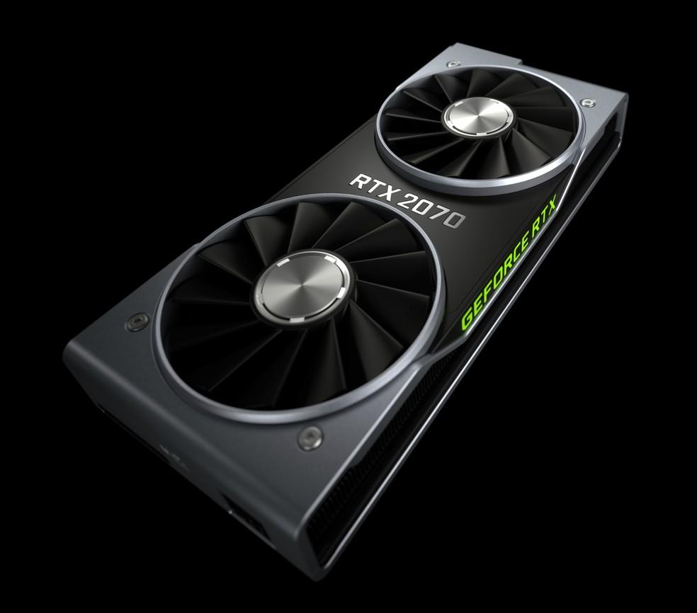 Nvidia GeForce RTX 2070 vs GTX 1070: entenda o que muda nas placas