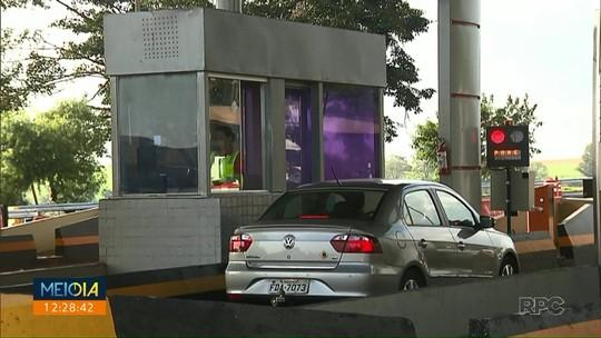 Econorte reativa praça de pedágio em Cambará