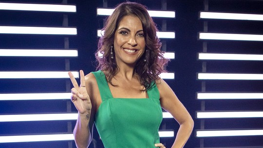 Thalita Rebouças conta quais gírias escuta nos bastidores do 'The Voice Kids'