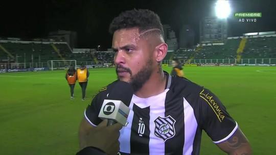 Roberto confirma retorno à Chapecoense e se despede do Figueira