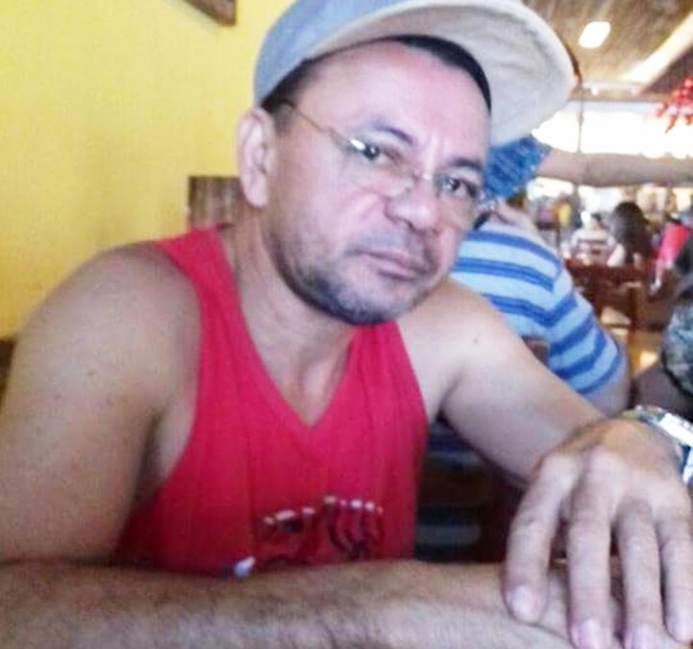 Lourenço Salvino da Silva, de 51 anos (Foto: Arquivo da Família)