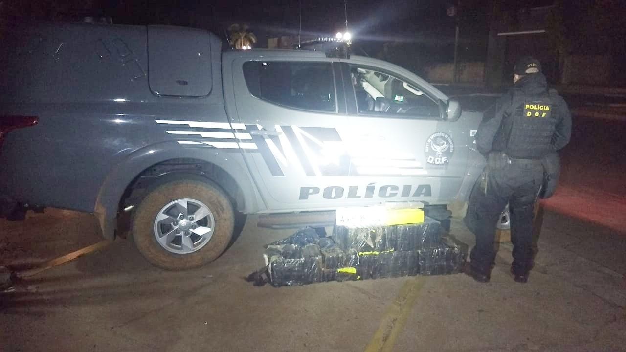Polícia prende suspeito de negociar venda de droga encontrada em carro oficial da prefeitura de Paraguaçu Paulista