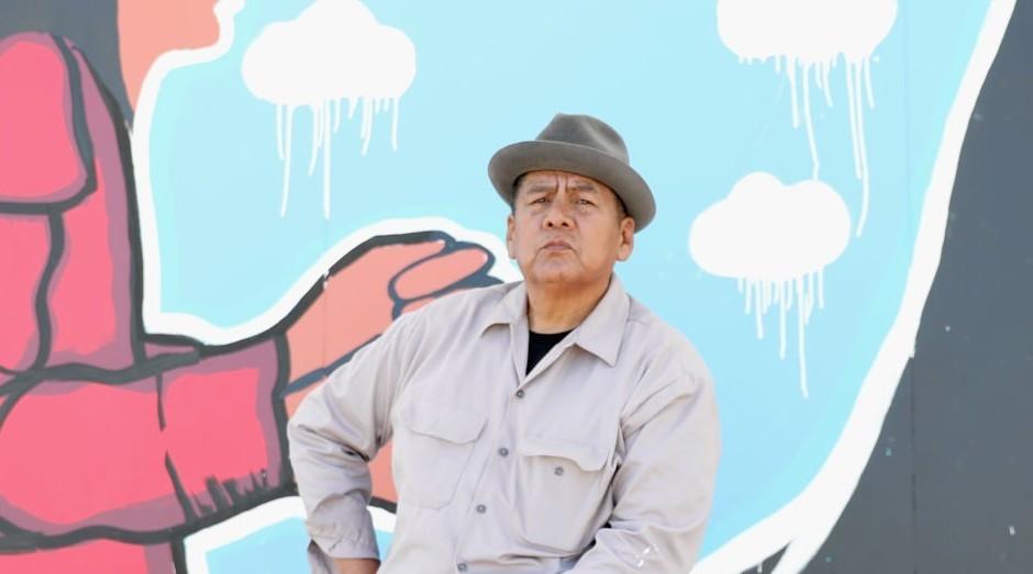 Douglas Miles, fundador da Apache Skateboard (Foto: Divulgação)