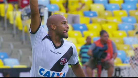 """Fellipe Bastos sonha grande no Vasco e fala da desconfiança: """"Vou trazer esse torcedor para mim"""""""